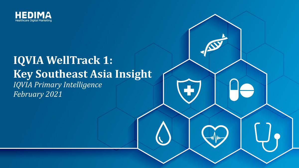 IQVIA WellTrack: Các Key Insight mới nhất của 6 nước Đông Nam Á
