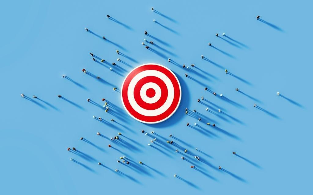 Xác định mục tiêu giúp bạn tập trung hơn và tránh bị phân tâm