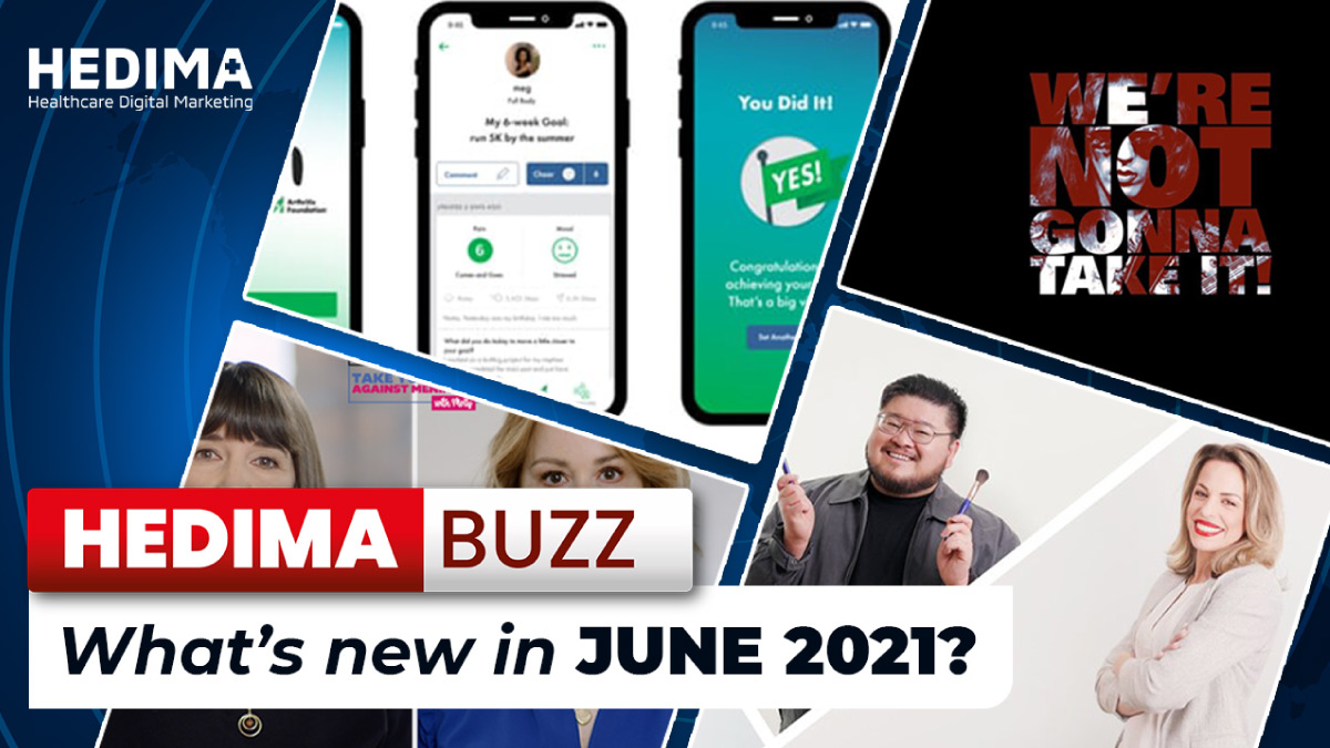HEDIMA Buzz – What's new in june 2021?
