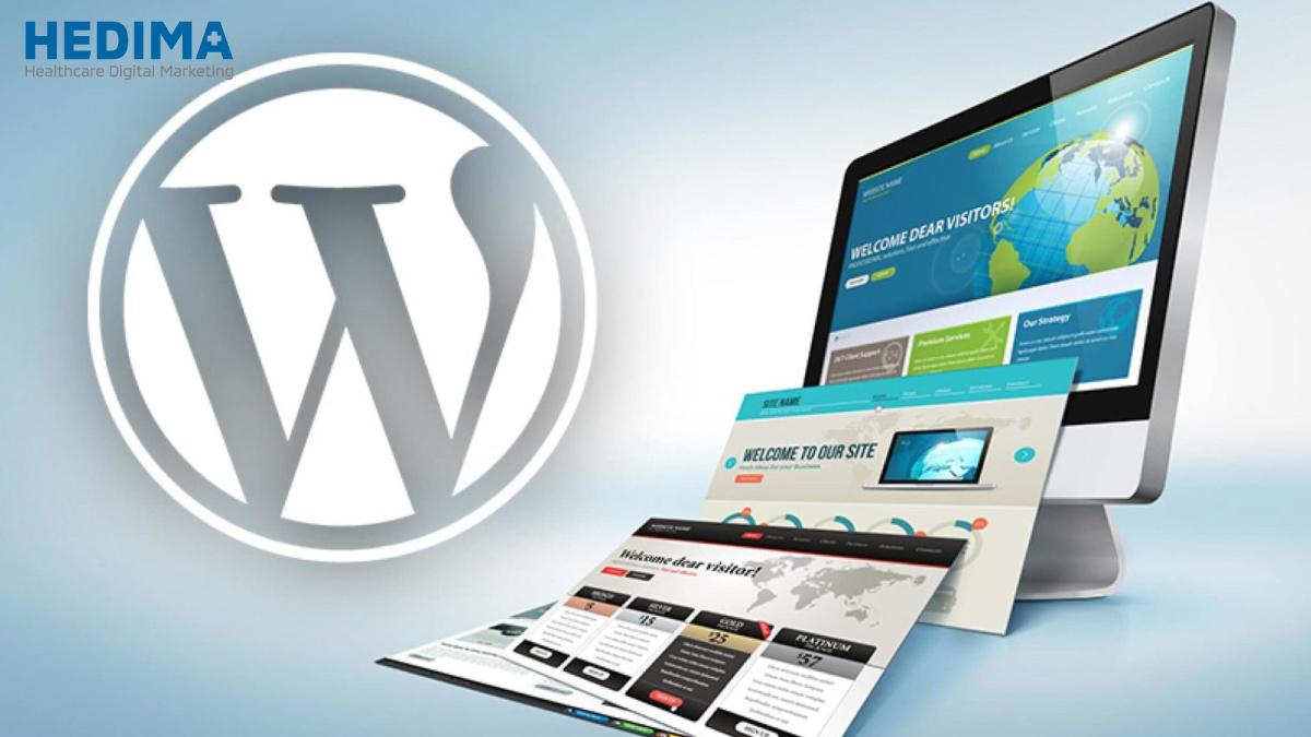 Wordpress là gì? 5 website tiêu biểu trong lĩnh vực y tế