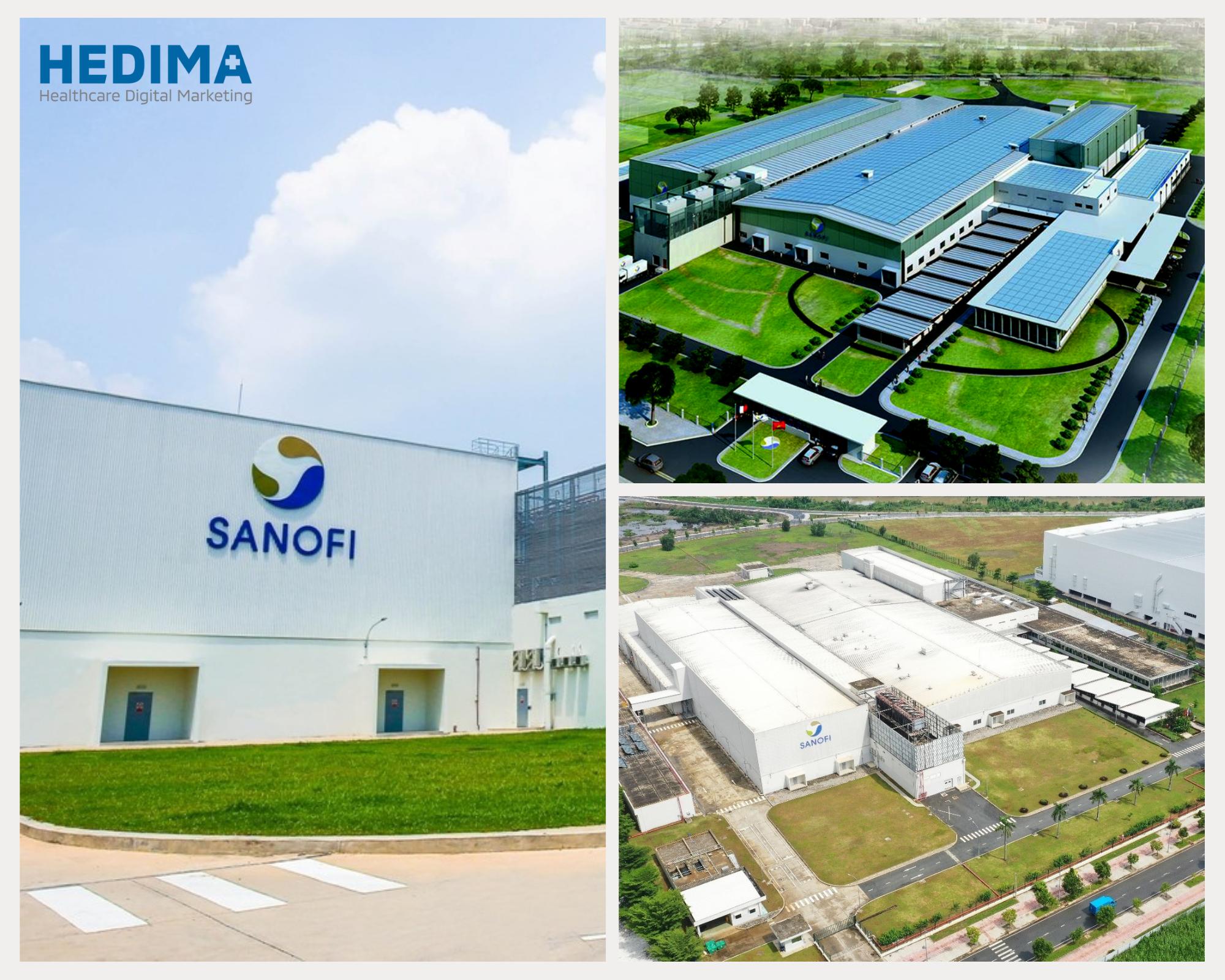 Nhà máy Sanofi tại Việt Nam