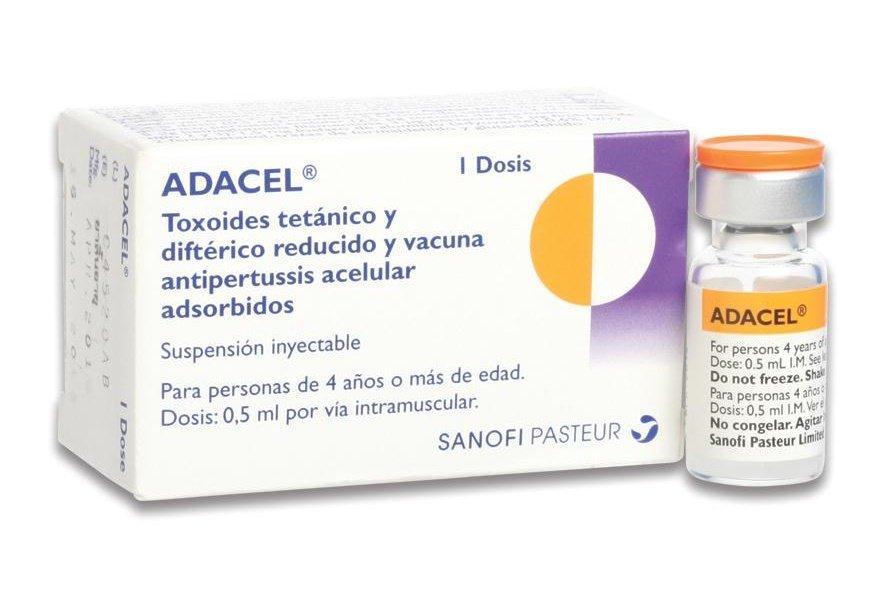 Vaccine Adacel của Sanofi Pasteur