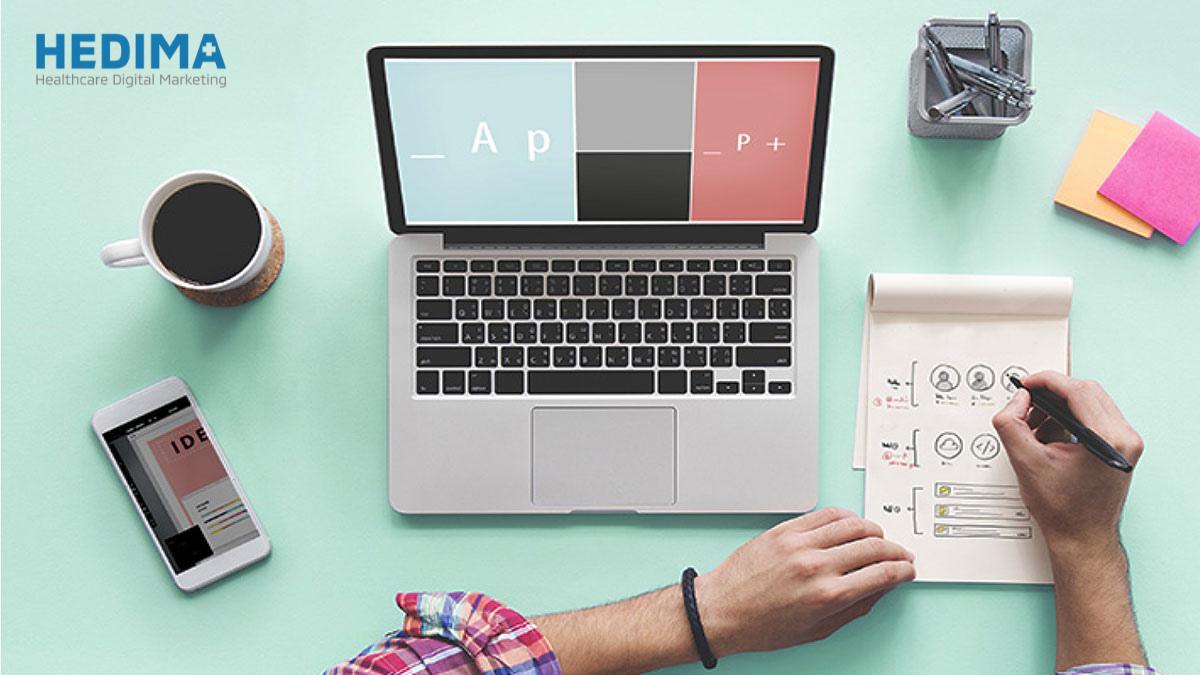 Hoàn tất website marketing trong 9 bước